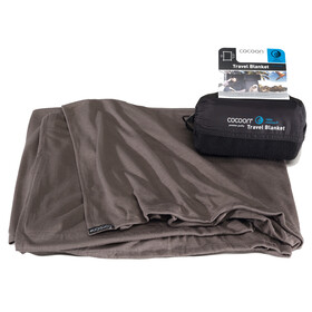Cocoon Travel Blanket CoolMax , harmaa